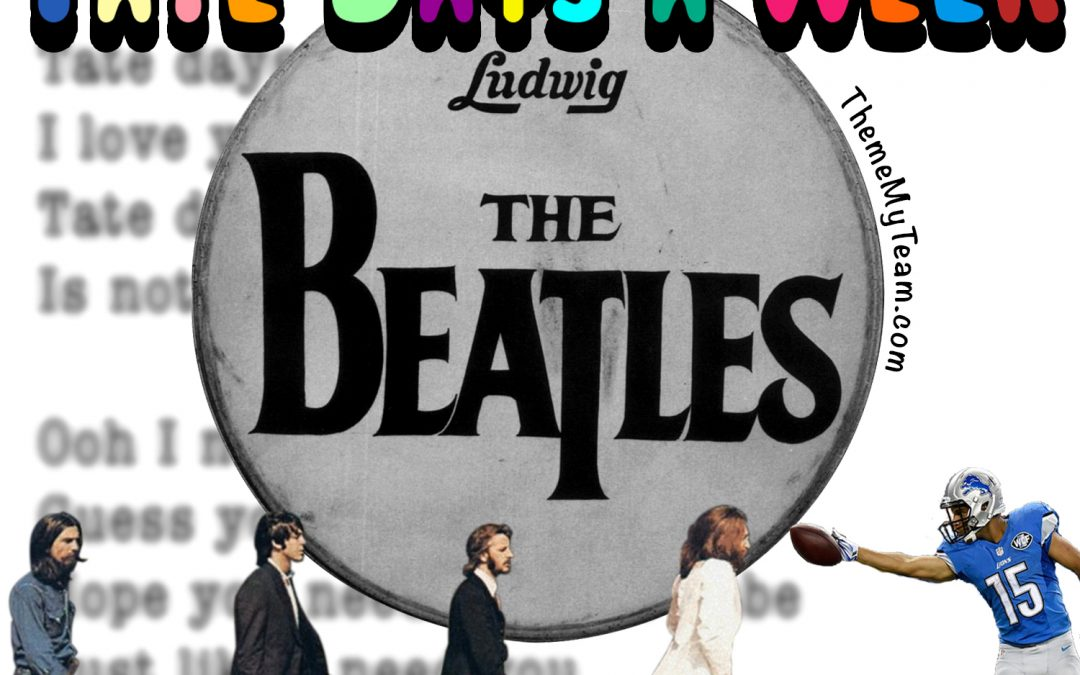BEATLES SONGS
